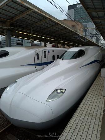 P_20200703_N700S のぞみ305@新横浜駅092348 (7)