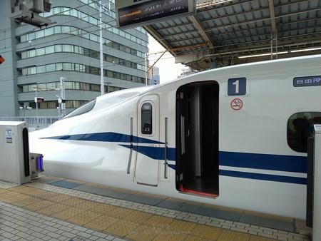 P_20200703_N700S のぞみ305@新横浜駅092348 (16)