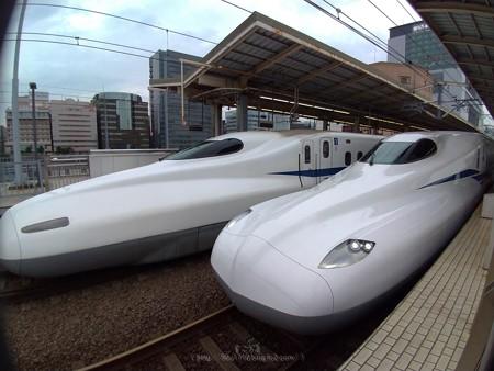 P_20200703_N700S のぞみ305@新横浜駅092348 (8)