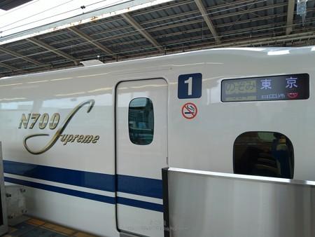 P_20200703_N700S のぞみ304 新横浜→品川 (6)