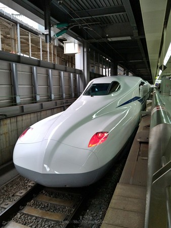P_20200703_N700S のぞみ304 新横浜→品川 (30)