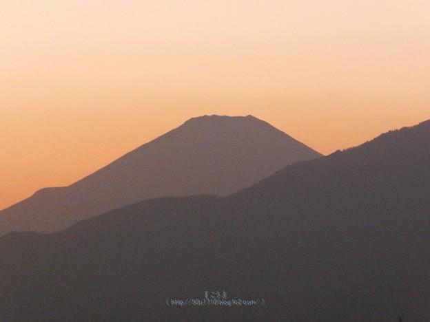 201113-富士山(夕) (3)