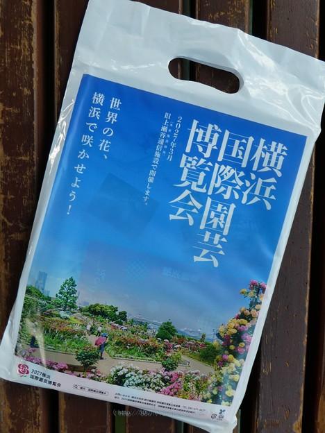 201121・22-横浜花博PRテント@鶴見緑地 (5)
