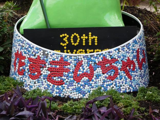 20112・22 花ずきんちゃんモニュメント@大阪鶴見緑地 (6)