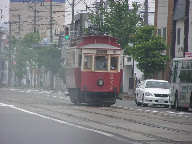 函館市電-1