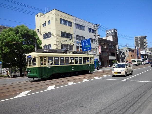 【11855号】路面電車 平成290428 #NTS1