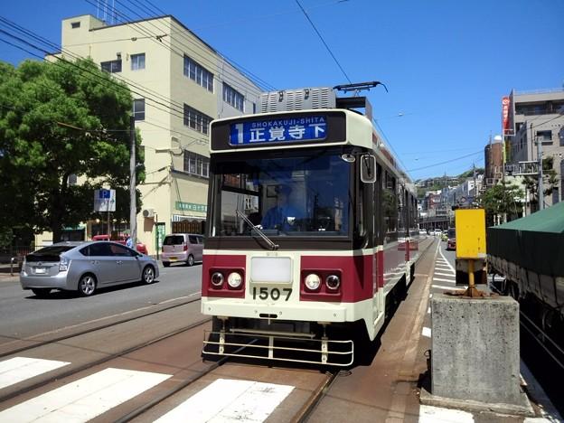 【11855号】路面電車 平成290428 #NTS3