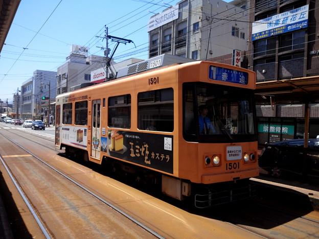 【11857号】路面電車 平成290428 #NTS1