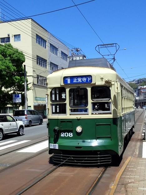 【11857号】路面電車 平成290428 #NTS3