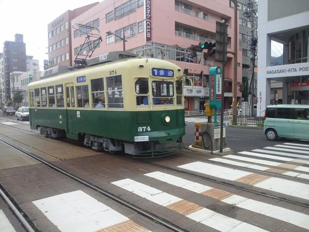 【12141号】路面電車 平成290625 #NTS2