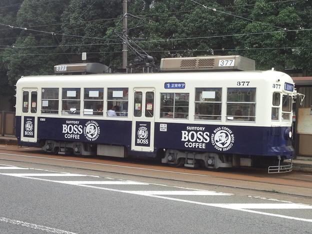 【12151号】路面電車 平成290627 #NTS1