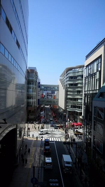 【13300号】素材:街並み 平成300324 #NPS1