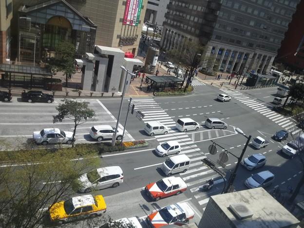 【13301号】素材:街並み 平成300324 #NPS2