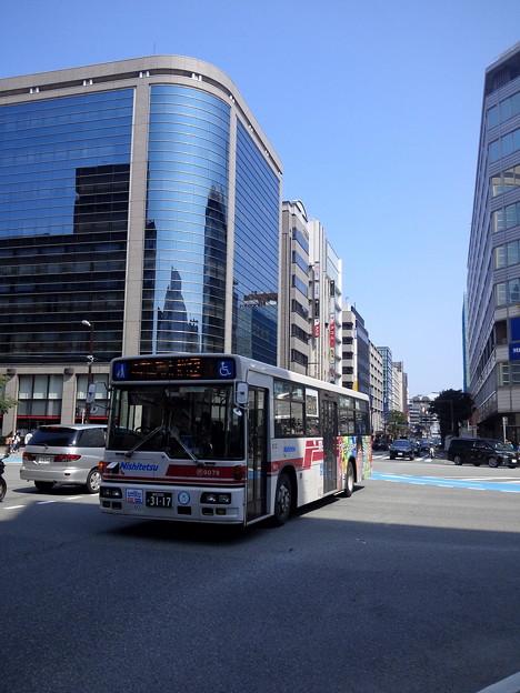 【13307号】バス 平成300324 #NTS
