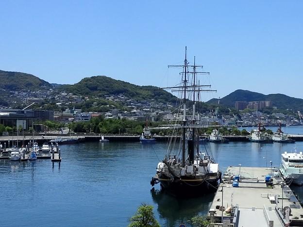【13656号】長崎港 平成300527 #NPS3