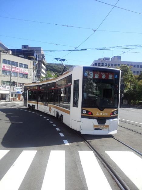 【14018号】路面電車 平成301021 #NTS3