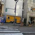 【14026号】背景合成用素材:街並み 平成301021 /3