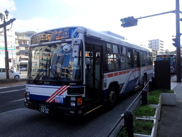 【14135号】バス 平成301117 #NTS /1