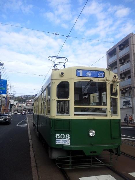 【14144号】路面電車 平成301119 #NTS /1