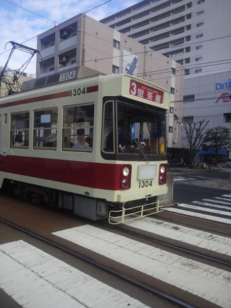 【14144号】路面電車 平成301119 #NTS /2