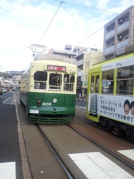 【14144号】路面電車 平成301119 #NTS /3