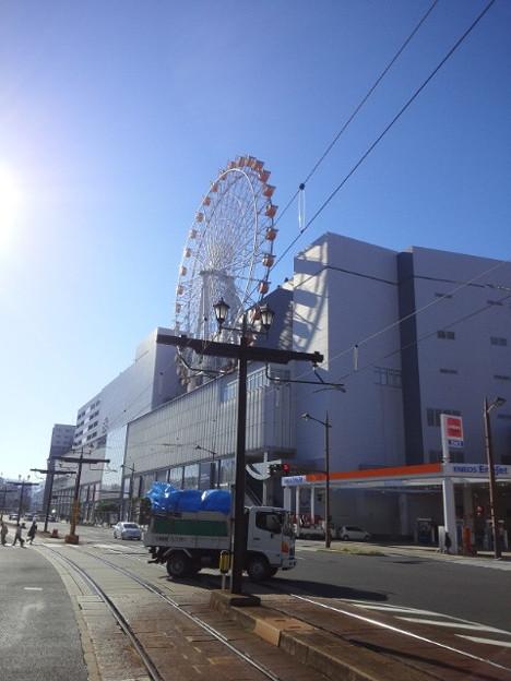 【14207号】バスと路面電車 平成301215 /1