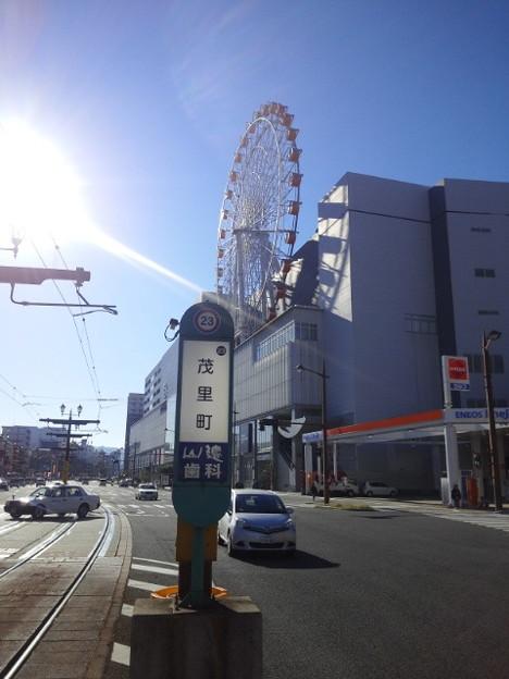 【14207号】バスと路面電車 平成301215 /5