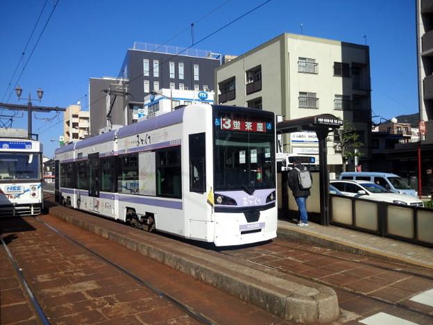 【14220号】路面電車 平成301215 #NTS1