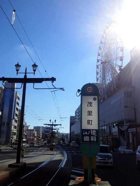 【14220号】路面電車 平成301215 #NTS2