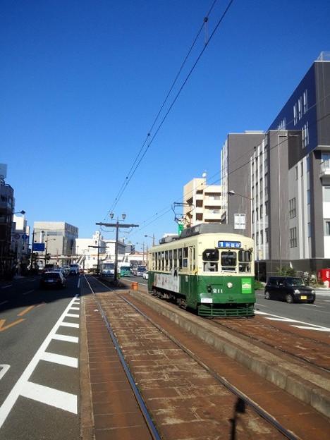 【14220号】路面電車 平成301215 #NTS3