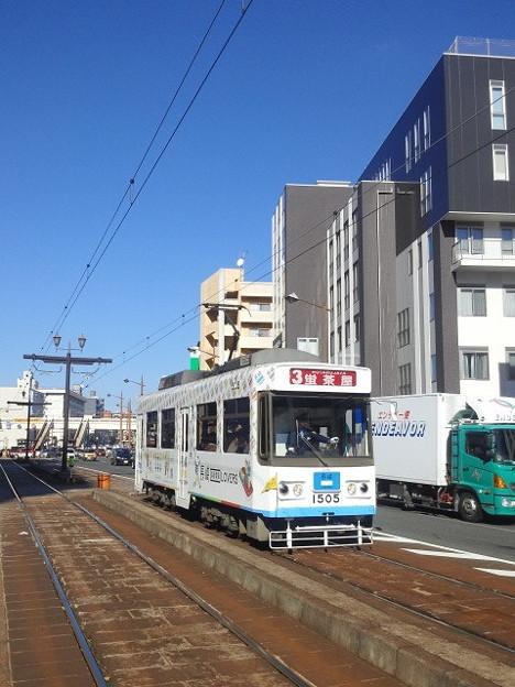 【14220号】路面電車 平成301215 #NTS4