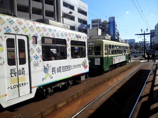 【14220号】路面電車 平成301215 #NTS5