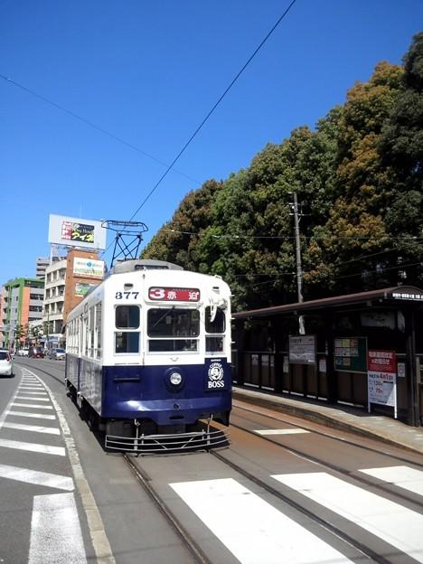 【14425号】路面電車 平成310323 #NTS /4