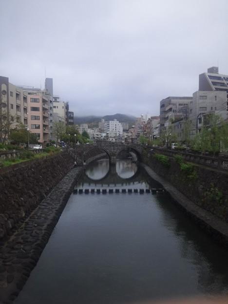 【14592号】きょうの眼鏡橋 平成310424 /2