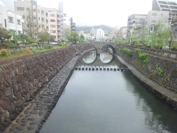 【14592号】きょうの眼鏡橋 平成310424 /3