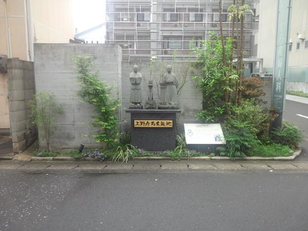 【14594号】上野彦馬像 平成310424 /1