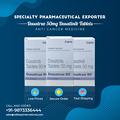 インドのジェネリックDASATRUE50MG(Dasatinib 50mg)錠の輸出業者および卸売業者