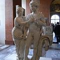 ルーブル彫像