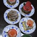 花のケーキ類各種