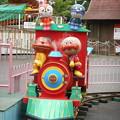 写真: アンパンマンの汽車