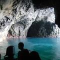 写真: 小樽青の洞窟