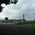写真: 札幌クラーク像周辺