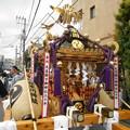 写真: 神社みこし