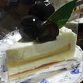 巨峰ケーキ