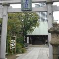 写真: 住吉神社鳥居