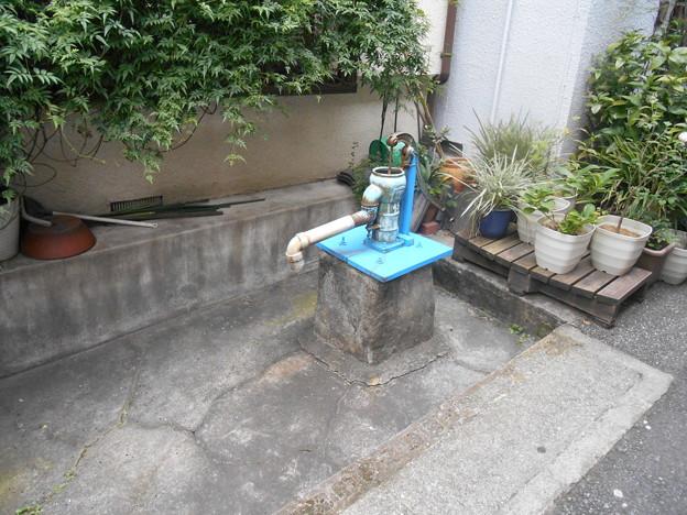佃島井戸ポンプ1