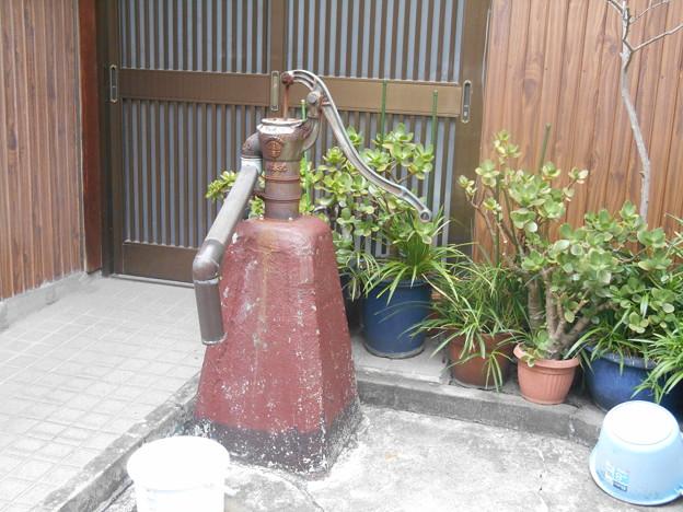 佃島井戸ポンプ2