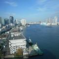 Photos: 日の出桟橋方向