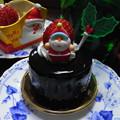 Photos: サンタさんケーキ1