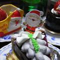 Photos: サンタさんケーキ2